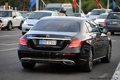 Mercedes-Benz E-Klasse - Switzerland, diplomatic plate (Helvetics_VS) Tags: licenseplate switzerland geneva diplomaticplate angola