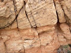 Cross-bedded sandstone (Glen Canyon Sandstone, Upper Triassic to Lower Jurassic; Dinosaur National Monument, Utah, USA) 12 (James St. John) Tags: glen canyon sandstone dinosaur national monument utah navajo nugget quartzose sandstones triassic jurassic cross bedding beds bedded crossbedding crossbedded crossbeds