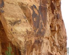 Glen Canyon Sandstone (Upper Triassic to Lower Jurassic; Dinosaur National Monument, Utah, USA) 24 (James St. John) Tags: glen canyon sandstone dinosaur national monument utah navajo nugget quartzose sandstones triassic jurassic
