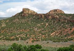 Glen Canyon Sandstone over Chinle Formation (Dinosaur National Monument, Utah, USA) 8 (James St. John) Tags: glen canyon sandstone dinosaur national monument utah navajo nugget quartzose sandstones triassic jurassic chinle formation