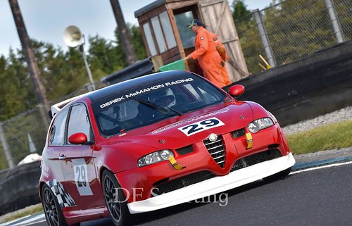 Roger McMahon Alfa 147 Cup
