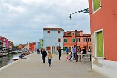 Burano (Joe Shlabotnik) Tags: italia april2019 burano 2019 italy violet everett canal venice sue venezia afsdxvrzoomnikkor18105mmf3556ged