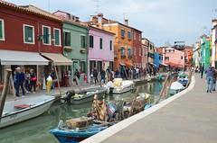 Rio di San Mauro (Joe Shlabotnik) Tags: italia venezia 2019 italy canal april2019 venice burano afsdxvrzoomnikkor18105mmf3556ged