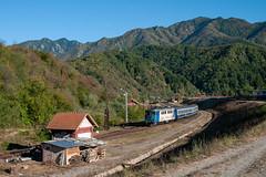 1-10-2019 - Lotru (berlinger) Tags: eisenbahn lotru vâlcea railroad train railways cfr sulzer kutter 060da trenul formsignal mechanicalsignal r2063 600770