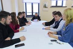 Ректорское совещание - октябрь