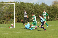 58 (Dale James Photo's) Tags: buckingham athletic football club ladies versus wantage town fc womens thames valley counties league division one moretonville sunday 6th october 2019 non