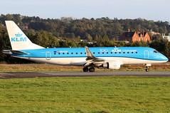 PH-EXS_04 (GH@BHD) Tags: phexs embraer erj erj175 erj175200std klmcityhopper belfastcityairport kl klm royaldutchairlines bhd egac regionaljet aircraft aviation airliner