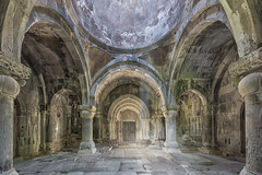 "Sanahin Monastery - Սանահին վանք (LeiV Photo) Tags: nikon decay explore derelict deserted d800 photograpy verval lover"" leivphoto ""photograpy old religious alt monastery oud klooster kloster monastère religius religiös armenia armenië armeensearchitectuur armenianarchitecture armenischearchitektur սանահինվանք sanahinmonastery inexplore"