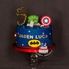 AJ1E9893_1.jpg (toertlifee) Tags: törtlifee 2019 mottotorte hulk batman captainamerica spiderman movie theme cake geburtstag fest party
