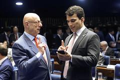 Plenário do Senado (Senado Federal) Tags: plenário sessãodeliberativaordinária ordemdodia senadoresperidiãoaminppsc senadorirajápsdto celular smartphone brasília df brasil