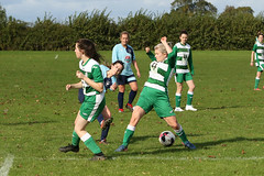 43 (Dale James Photo's) Tags: buckingham athletic football club ladies versus wantage town fc womens thames valley counties league division one moretonville sunday 6th october 2019 non