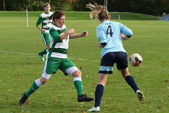 35 (Dale James Photo's) Tags: buckingham athletic football club ladies versus wantage town fc womens thames valley counties league division one moretonville sunday 6th october 2019 non