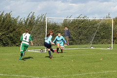 52 (Dale James Photo's) Tags: buckingham athletic football club ladies versus wantage town fc womens thames valley counties league division one moretonville sunday 6th october 2019 non