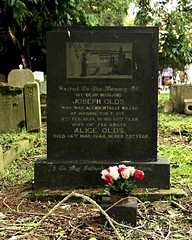 Washington Village (harra1958) Tags: headstone graveyard cemetery mining coal