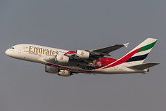 Emirates A380 50yrs Dubai Rugby (Martyn Cartledge / www.aspphotography.net) Tags: 50yrsdubairugby a380 a6eev aerodrome aeroplane air airbus aircraft airline airliner airplane airport aspphotography aviation cartledge civilairline civilairliner dubai dxb emirates flight fly flying flywinglets jet martyn plane runway transport wwwaspphotographynet wwwflywingletscom uk asp photography