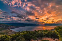 A beautiful afternoon sky (Vagelis Pikoulas) Tags: psatha greece europe travel holidays sea seascape landscape nature canon 6d tokina 1628mm clouds cloudy cloud cloudscape autumn october 2019 greek