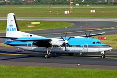 PH-KXH   Fokker F-50 [20249] (KLM cityhopper) Dusseldorf Int'l~D 19/05/2005 (raybarber2) Tags: 20249 airportdata cn20249 dutchcivil eddl filed flickr johnboardleycollection phkxh planebase propliner