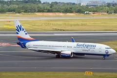 Eurowings D-ASXC Boeing 737-86N Winglets cn/30806-790 Opby SunExpress Germany 26 Apr 2016 - 31 Oct 2017 @ EDDL / DUS 16-06-2017 (Nabil Molinari Photography) Tags: eurowings dasxc boeing 73786n winglets cn30806790 opby sunexpress germany 26 apr 2016 31 oct 2017 eddl dus 16062017