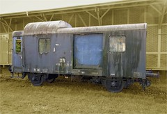 Alt.. (FBever (nonPro)) Tags: vieux old alt deutschereichsbahn dr ddr gdr lostplaces vintage oldtraincar train zug ostdeutschland eastgermany allemagnedelest