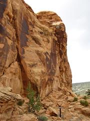 Glen Canyon Sandstone (Upper Triassic to Lower Jurassic; Dinosaur National Monument, Utah, USA) 23 (James St. John) Tags: glen canyon sandstone dinosaur national monument utah navajo nugget quartzose sandstones triassic jurassic