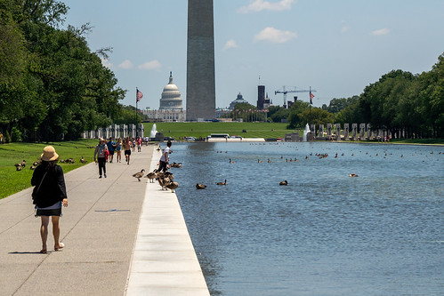 The National Mall, Washington D.C.