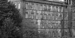 BigMill (Tony Tooth) Tags: nikon d7100 sigma 70mm building mill industrial bigmill leek staffs staffordshire bw blackandwhite monochrome