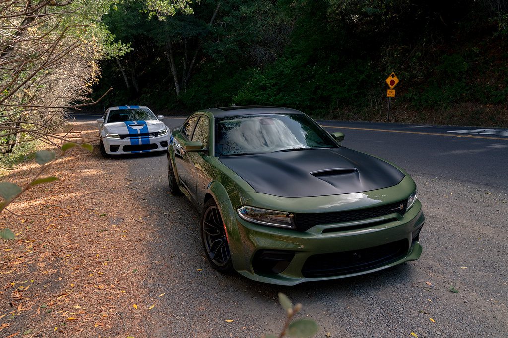 2020 Dodge Charger Widebody Collection Automotive Rhythms