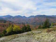 Fall colors from Dix range to Great range (md_price) Tags: adirondacks hiking fall colors grace hough dix dial nippletop colvin sawteeth pyramid gothics haystack marcy armstrong