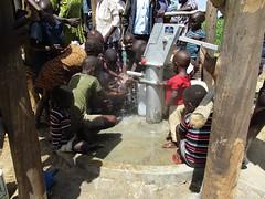 Thank you for this gift of life-saving water! (W4KI) Tags: w4ki water safe clean h4ki restore hope 4pillarsofhope dignityhealthjoylove dignity health joy love transform village community uganda kapokina