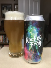 2019 281/365 10/08/2019 TUESDAY - Cosmic Leap IPA - Rocket Frog Brewing Company Sterling Virginia