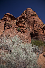 Back to Snow Canyon (dleany) Tags: 2470mmf28l snowcanyon redrocks