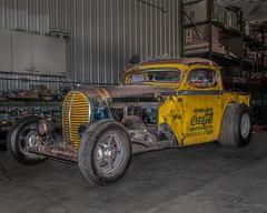 Rat Rod in Progress 1939 Ford (markburkhardt) Tags: