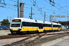 Dallas Area Rapid Transit #153 (Jim Strain) Tags: jmstrain dallas texas dart lightrail tram railroad railway