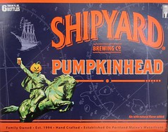 2019 Pumpkinhead Ale Beer - Sleepy Hollow Refugee Headless 5077 (Brechtbug) Tags: 2019 pumpkinhead ale beer sleepy hollow refugee headless carousel horseman bryant park behind new york public library october halloween night west side manhattan midtown 10092019 dummy costume mannequin ghost monster creature goblin wooden horse ride funhouse amusement jack o lantern pumpkin head cloak evening nite knight soldier hessian german holiday