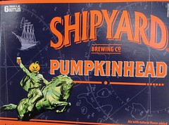 2019 Pumpkinhead Ale Beer - Sleepy Hollow Refugee Headless 5078 (Brechtbug) Tags: 2019 pumpkinhead ale beer sleepy hollow refugee headless carousel horseman bryant park behind new york public library october halloween night west side manhattan midtown 10092019 dummy costume mannequin ghost monster creature goblin wooden horse ride funhouse amusement jack o lantern pumpkin head cloak evening nite knight soldier hessian german holiday