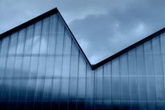 Angles III (jefvandenhoute) Tags: belgium belgië brussels brussel light shapes geometric blue