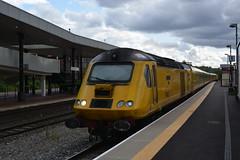 43013 Walsall 22/07/15 (yamdood91) Tags: 43013 43 2015 class nr network rail walsall test train nmt hst