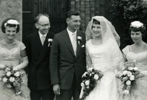 Avril, Wally, Clive, Christina & Gwyn