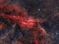 DWB-111 The Propeller Nebula (eBear Foto) Tags: astrometrydotnet:id=nova3664212 astrometrydotnet:status=solved dwb111 astrophotography nebula asi1600mm zwo