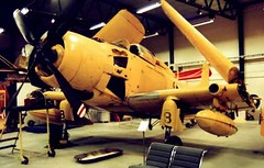 """Douglas Skyraider AEW.1 00001 • <a style=""""font-size:0.8em;"""" href=""""http://www.flickr.com/photos/81723459@N04/48873813158/"""" target=""""_blank"""">View on Flickr</a>"""