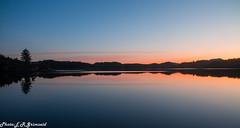 Fauskangerpollen ( 3 ) (2000stargazer) Tags: fauskangerpollen askøy hordaland norway twilight sunrise waterscape reflections landscape nature silhouettes dark canon gettyimages