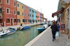 Rio di San Mauro (Joe Shlabotnik) Tags: italia april2019 venezia 2019 italy canal everett venice sue burano afsdxvrzoomnikkor18105mmf3556ged