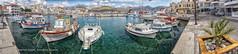 At the Promenade (WS Foto) Tags: pigadia karpathos greece europe eu griechenland greekislands griechischeinseln hafen harbour boote boats sky blue himmel blau bewölkt cloudy