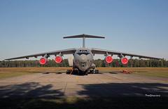 Ukrainian Il-76MA 76683 at KB Spotterday 14 september 2019  2019-09-14 09-29-03  - G55A6076 - mod et signe (vincent.lempereur) Tags: kb airshow aircraft plane avion avioncargo militaryaircraft militaryaviation military il76