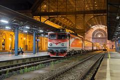 """Dacia"" night train to Bucharesti (daveymills37886) Tags: cfr 477 551 budapest keleti class dacia"