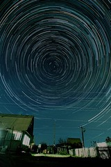 Star trails (anyurtan) Tags: nightsky startrails longexposures canon70d sigma1020