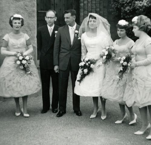 Avril, Wally, Clive, Christina, Gwyn & Jenny