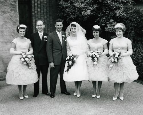 Avril, Wally, Clive, Christina, Gwyn & Jen