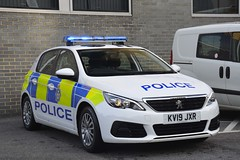 KV19 JVR (S11 AUN) Tags: durham constabulary peugeot 308 hdi police panda car incident response vehicle irv 999 emergencyvehicle kv19jvr