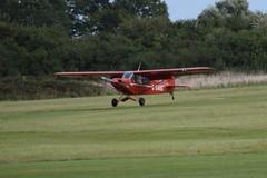 G-SVAS Piper PA18 Super Cub (graham19492000) Tags: oldwarden gsvas piper pa18 supercub